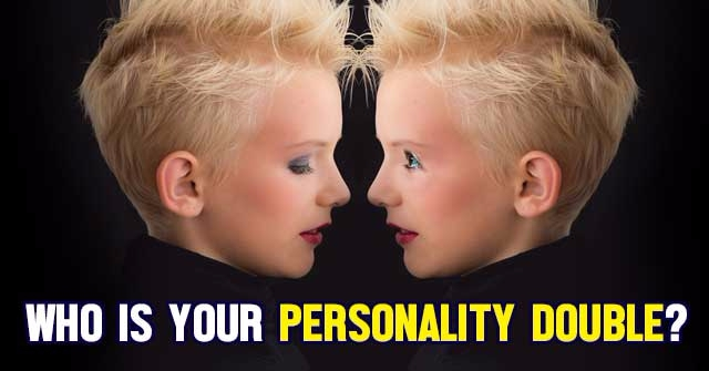Who Is Your Personality Double?
