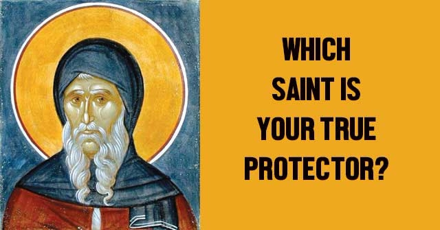 Which Saint Is Your True Protector?