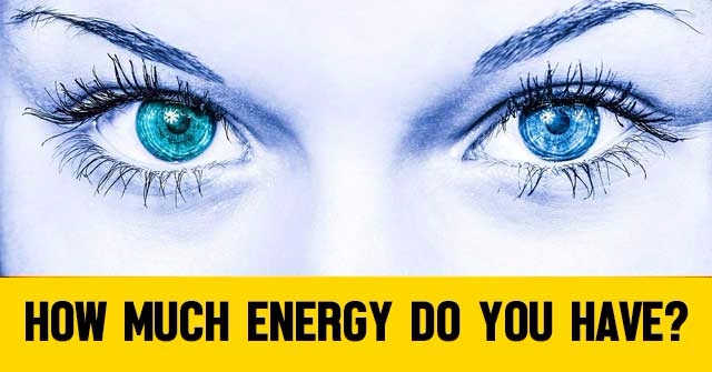 How Much Energy Do You Have?