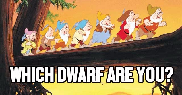 Which Dwarf Are You?