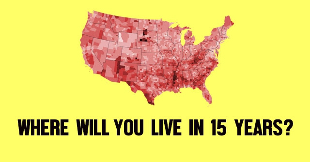 Where Will You Live In 15 Years?