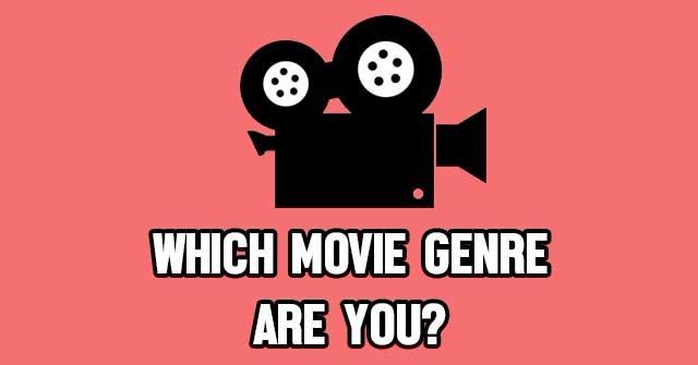 Which Movie Genre Are You?
