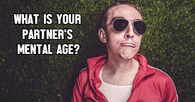 What Is Your Partner's Mental Age?