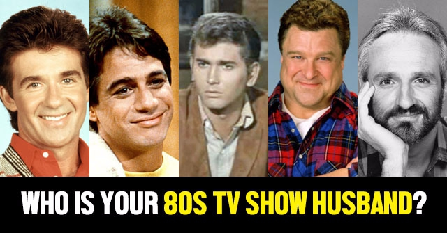 Who Is Your 80s TV Show Husband?