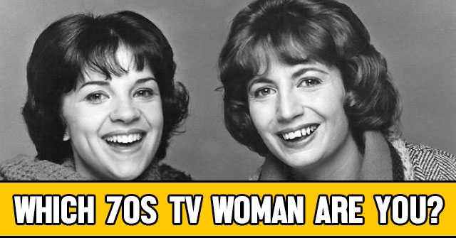 Which 70s TV Woman Are You?