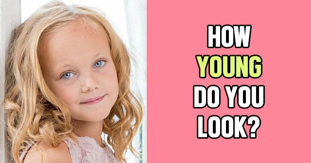How Young Do You Look?
