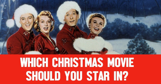 Which Christmas Movie Should You Star In?