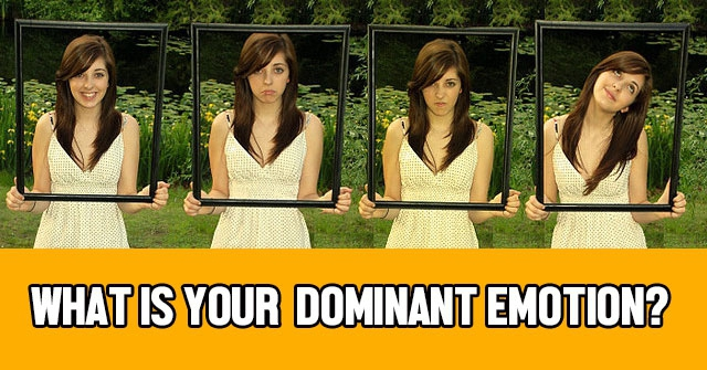 What is Your Dominant Emotion?