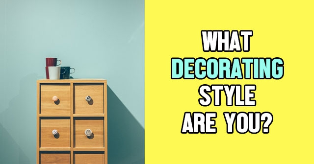 What Decorating Style Are You?