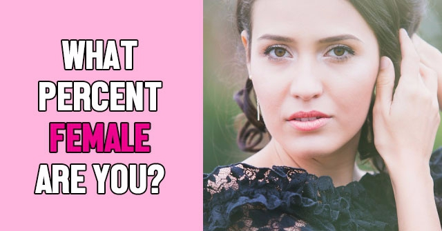 What Percent Female Are You?