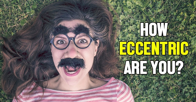 How Eccentric Are You?