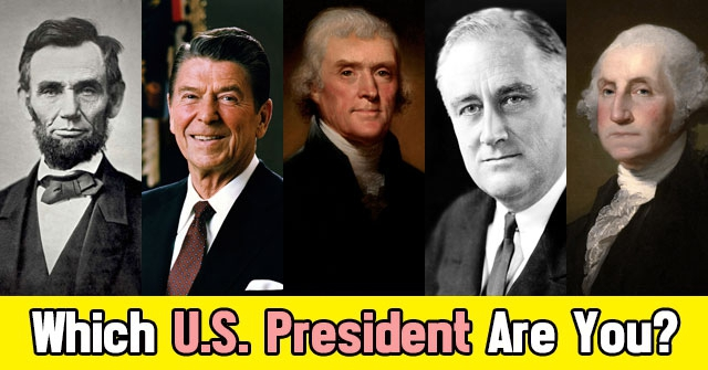 Which U.S. President Are You?