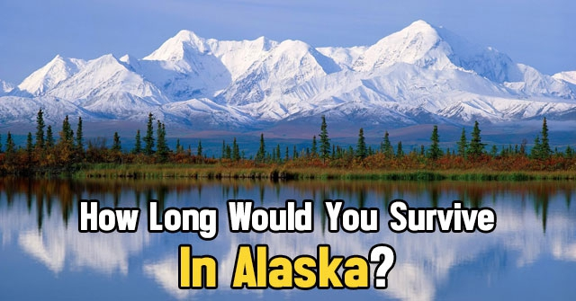 How Long Would You Survive In Alaska?