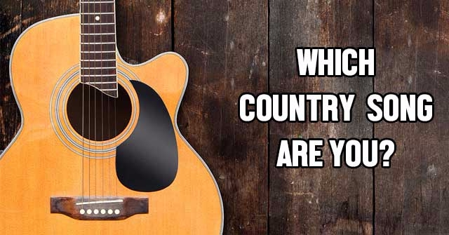 what country song is my relationship quiz