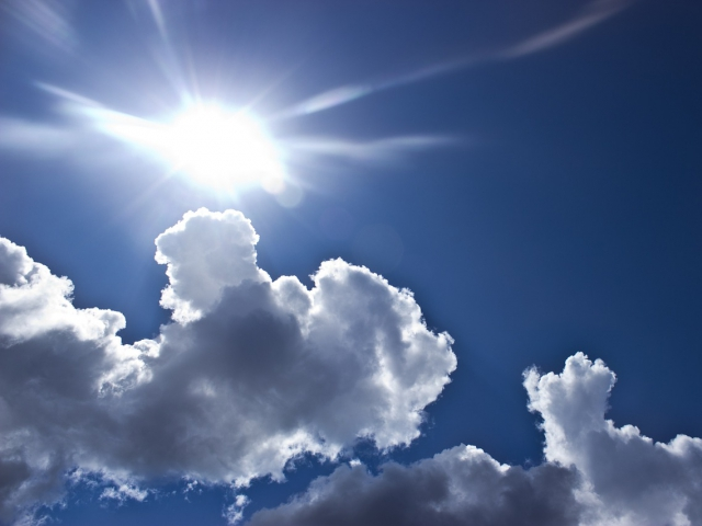 What constitutes your perfect day (weather wise)?