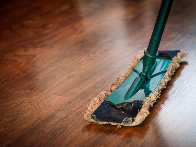 Which chore do you enjoy the most?