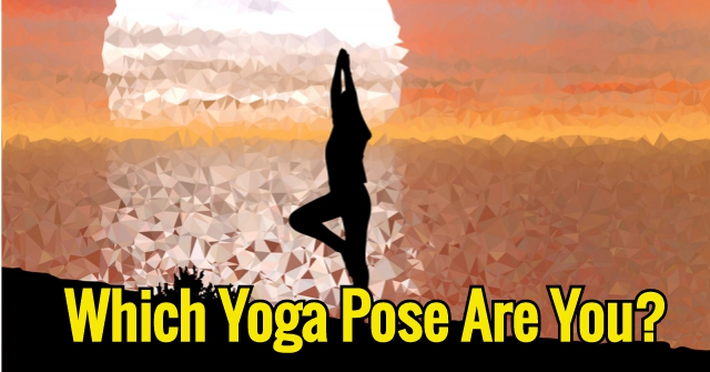 Which Yoga Pose Are You?