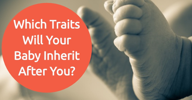 Which Traits Will Your Baby Inherit After You?