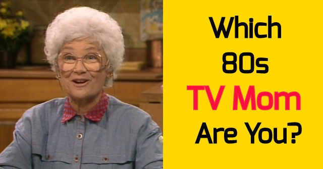 Which 80s TV Mom Are You?
