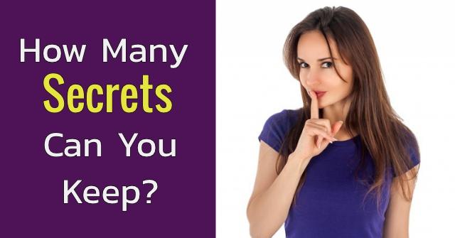How Many Secrets Can You Keep?