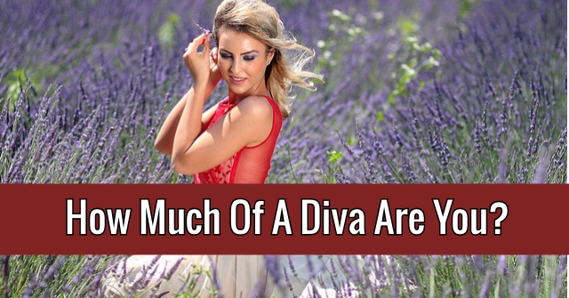 How Much Of A Diva Are You?
