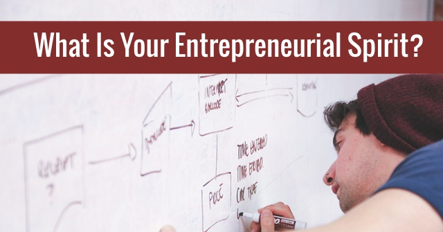 What Is Your Entrepreneurial Spirit?