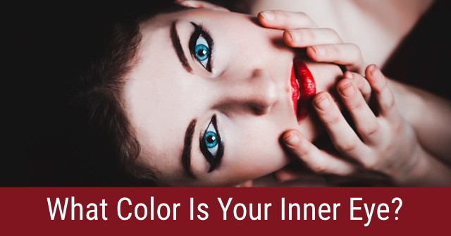 What Color Is Your Inner Eye?