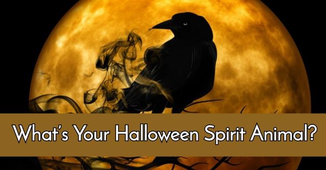 What's Your Halloween Spirit Animal?