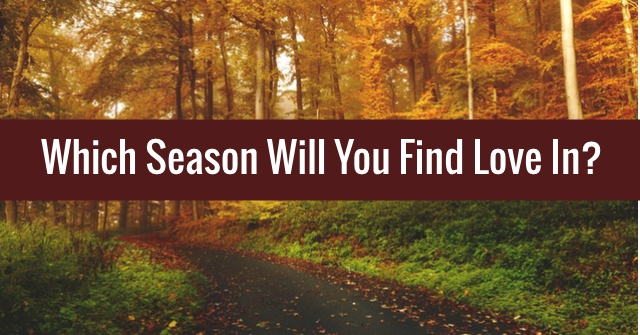 Which Season Will You Find Love In?