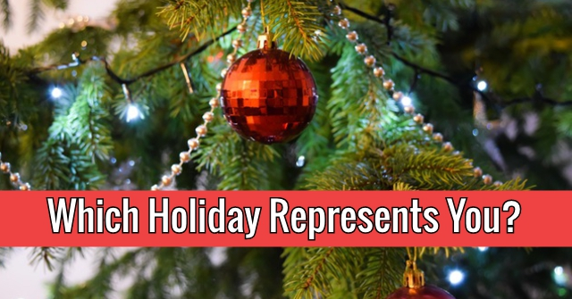 Which Holiday Represents You?