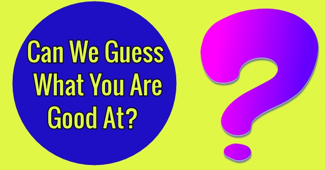Can We Guess What You Are Good At?