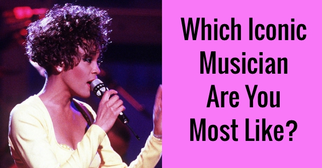 Which Iconic Musician Are You Most Like?