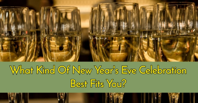 What Kind Of New Year's Eve Celebration Best Fits You?