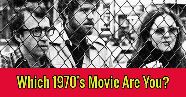 Which 1970's Movie Are You?