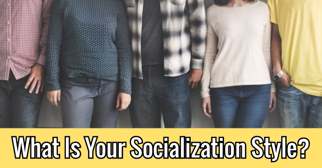 What Is Your Socialization Style?