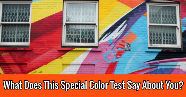 What Does This Special Color Test Say About You?