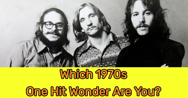 Which 1970s One Hit Wonder Are You?