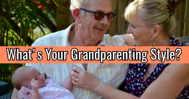 What's Your Grandparenting Style?