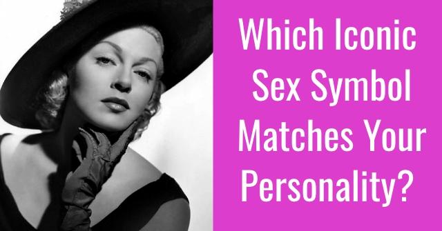 Sex personality quiz