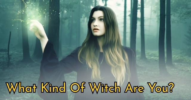 What Kind Of Witch Are You?