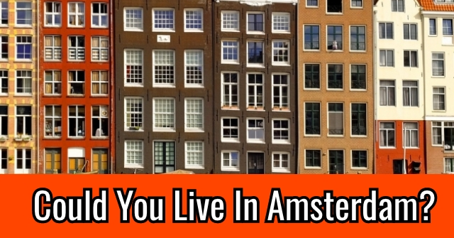 Could You Live In Amsterdam?