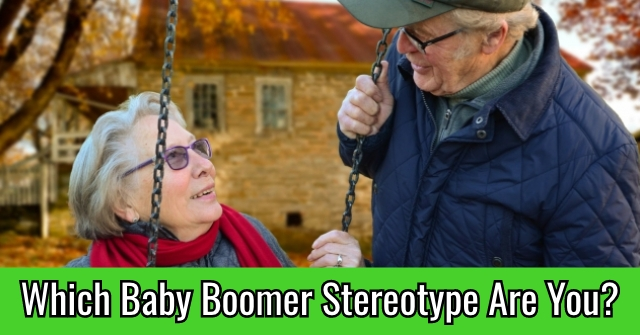Which Baby Boomer Stereotype Are You?