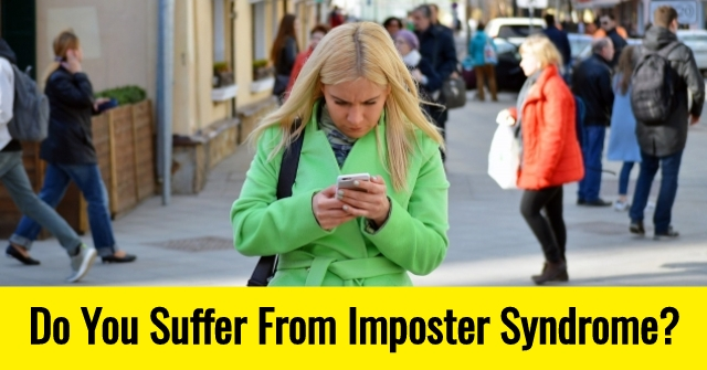 Do You Suffer From Imposter Syndrome?