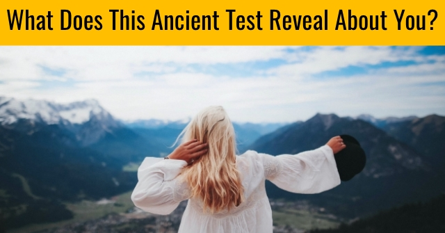 What Does This Ancient Test Reveal About You?
