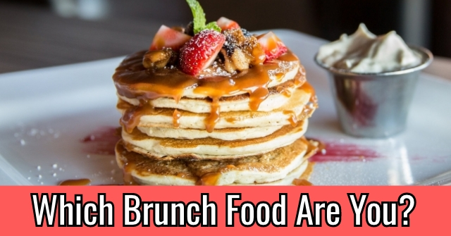 Which Brunch Food Are You?