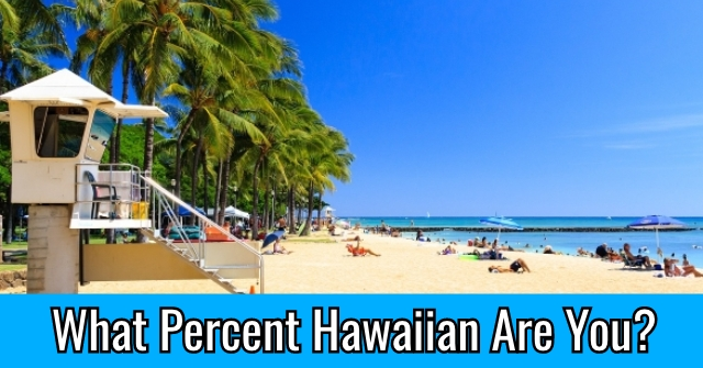 What Percent Hawaiian Are You?