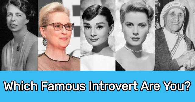 Which Famous Introvert Are You?