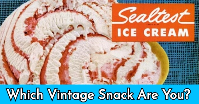Which Vintage Snack Are You?