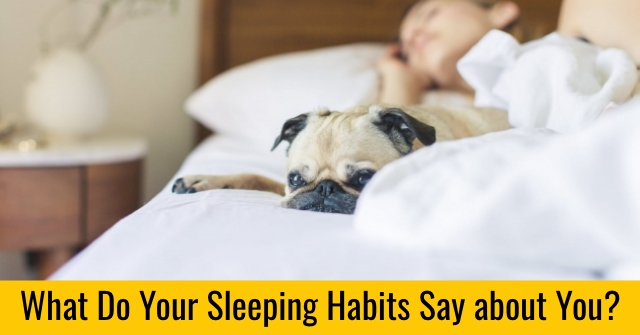 What Do Your Sleeping Habits Say about You?