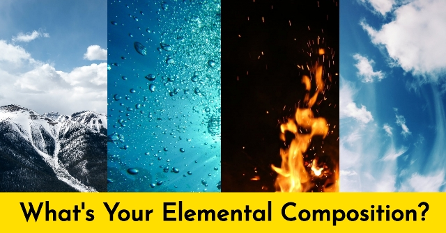 What's Your Elemental Composition?